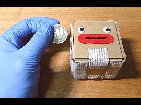 Coin Box, but DON'T put any coins in it.