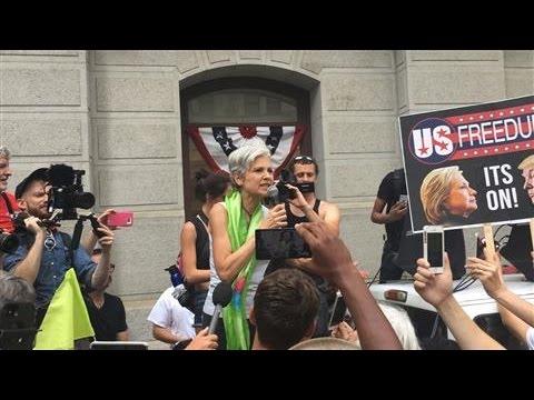 Jill Stein Seeks