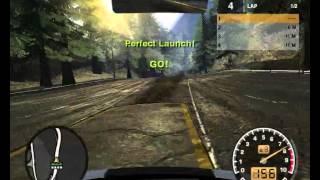Need For Speed Most Wanted 2005 in LAN | Bonus Cars Series - Lamborghini Gallardo VS BMW(Видео №7 гонки в игре Most Wanted в локальной сети - прога pLan, tunngle. Server FOX. Track - Ironwood Estates. Особенности прохождения..., 2014-07-23T16:56:45.000Z)