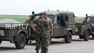 Bulgaria: NATO's large-scale 'Noble Jump' drills kick off