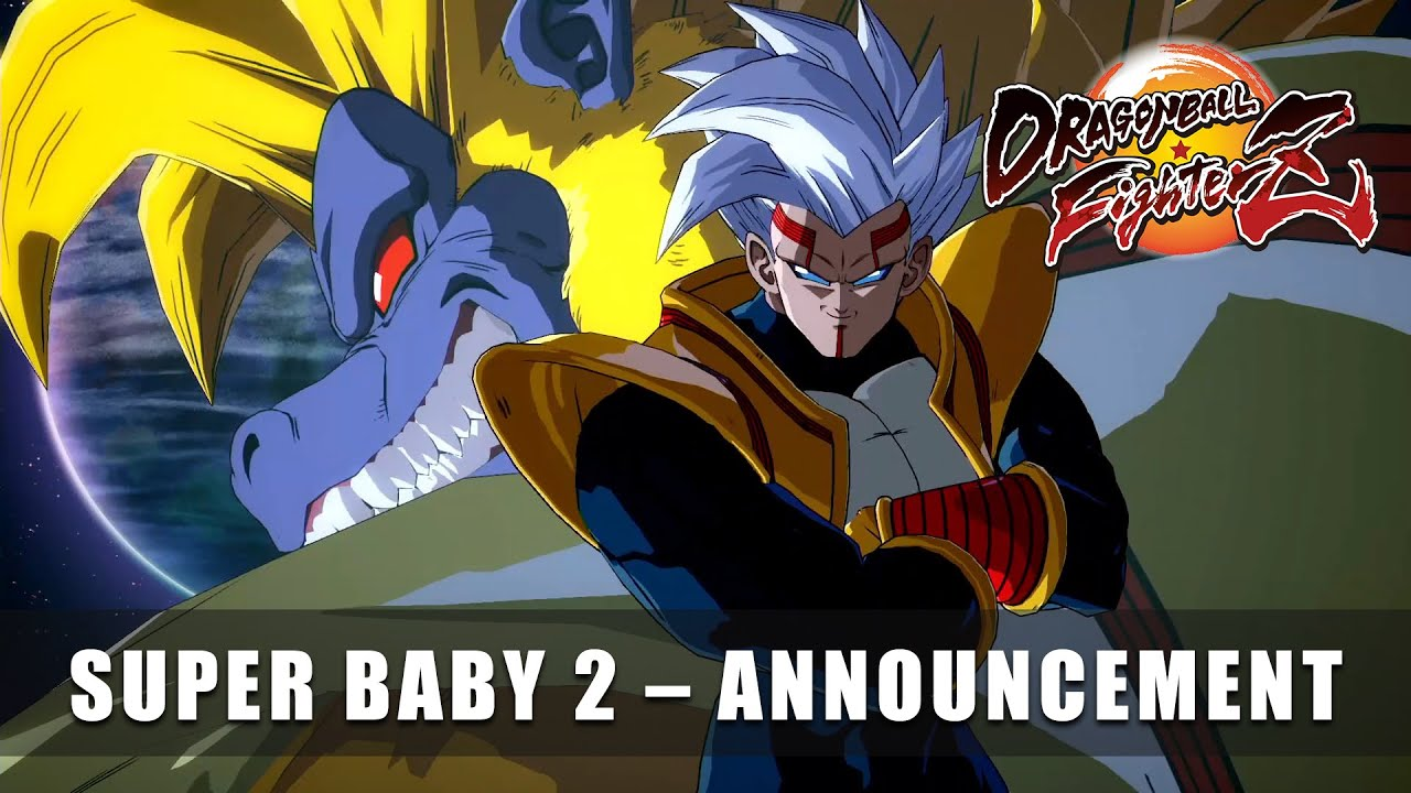 DRAGON BALL FIGHTERZ – Super Baby 2 Announcement Trailer