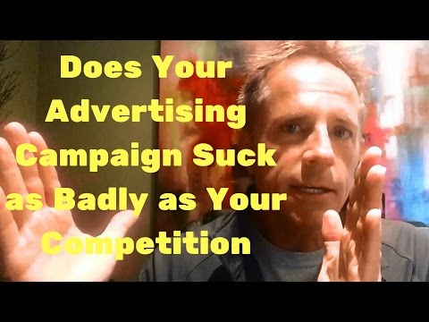 Auto Detailing Business: Does your advertising campaign suck as badly as your competition?