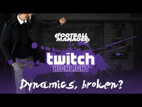 Football Manager 2018 - Twitch Highlight #1 | Dynamics Madness! What just happened...