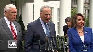 Democrats Walk Out of Syria Meeting | The View