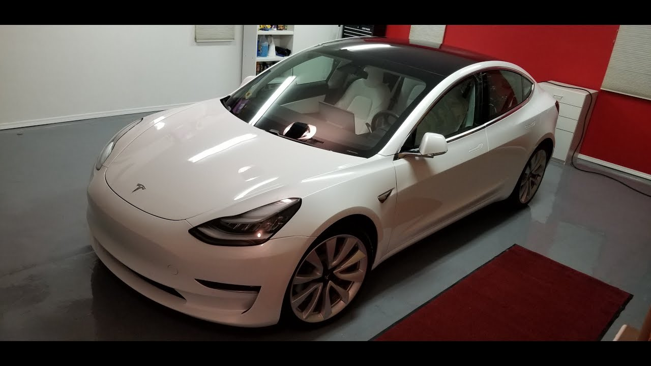 Tesla model 3 easter eggs