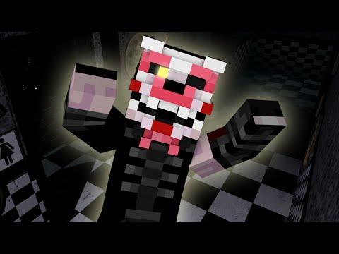 Five Nights at Freddy's 2! Night 5 (Interactive Roleplaying) w/ GizzyGazza (Minecraft)