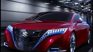 Maruti Suzuki Kizashi Concept - Highlights