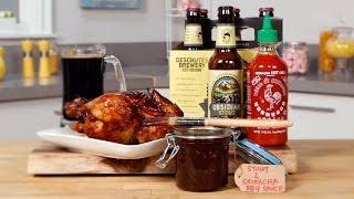 Sriracha Barbecue Sauce Recipe | Eat The Trend