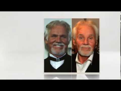 Kenny Rogers Plastic Surgery Disaster Youtube