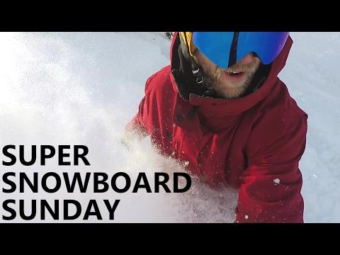 Generate Super Snowboard Sunday - Powder Bowl LI Screenshots