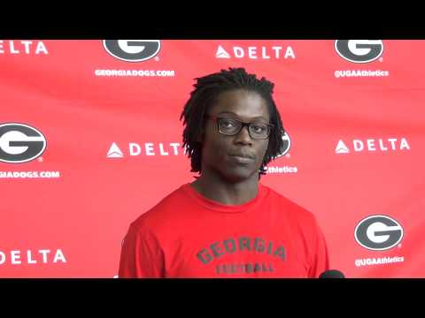 UGA Media Day 2014 (Vandy Week): Chris Conley