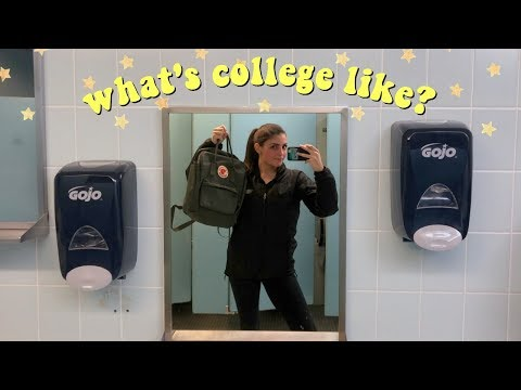 a productive & spicy college day in my life (vlog)