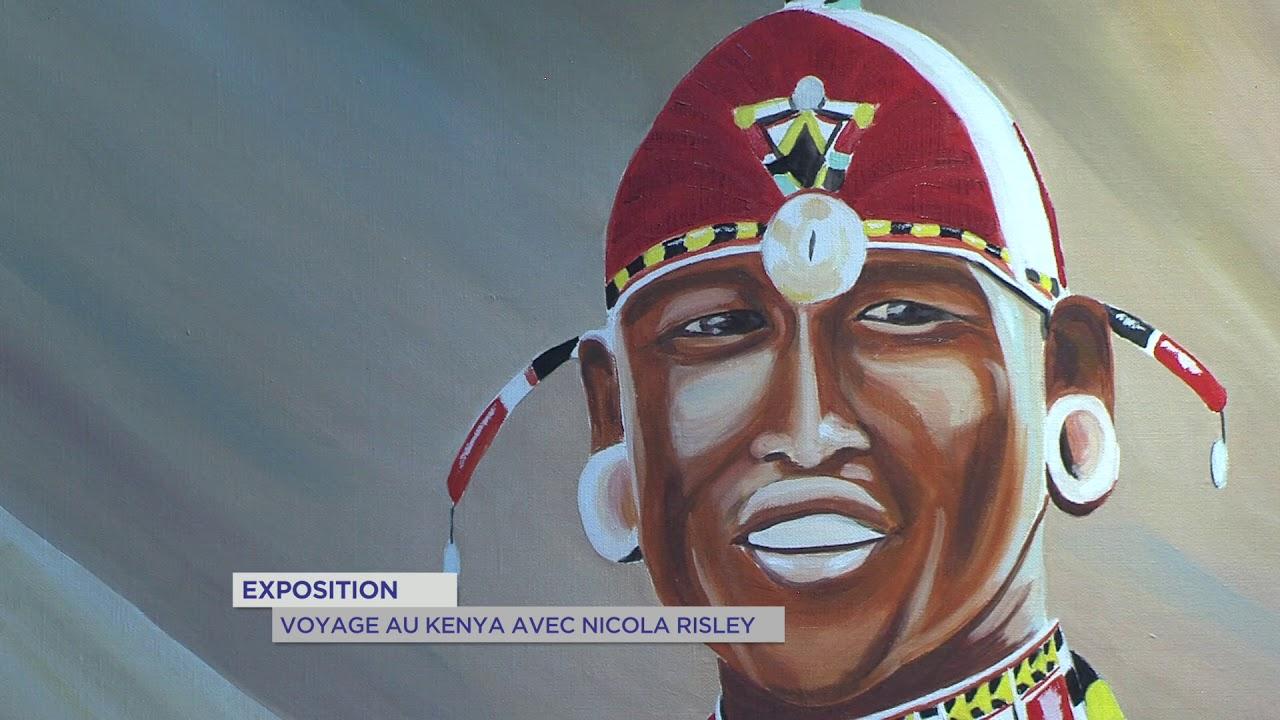 Exposition : Voyage au Kenya avec Nicola Risley