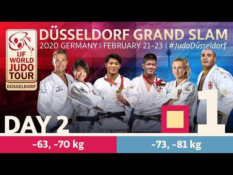 Düsseldorf Grand Slam 2020 - Day 2: Tatami 1