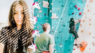 Leaving the Van to become a Belay Slave | Hobo Ahle