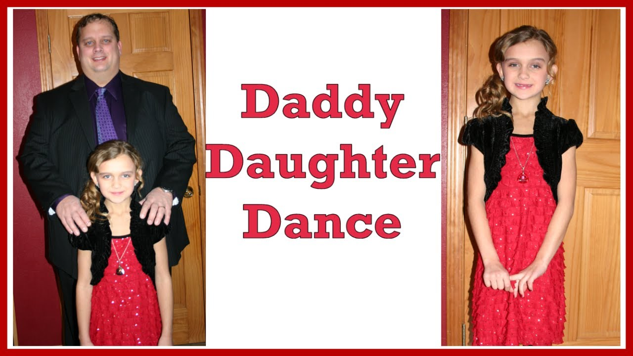 outfit of the day daddy daughter dance youtube