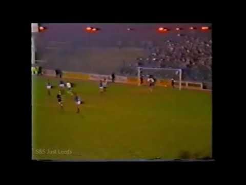 Leeds United Movie Archive - Portsmouth V Leeds - 1986-87