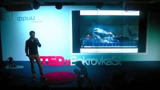 Робототехника в искусстве   Владимир Белый   TEDxPokrovkaSt
