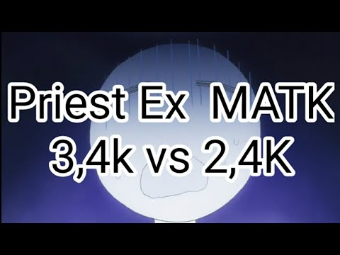 Priest Ex Skill 2 | Different Stat | Avabel Online