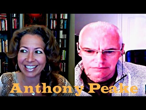 Is Reality an Illusion? Anthony Peake on NDE, OBE, DMT & Con