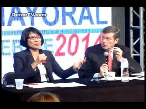 Chow & Tory Debate At CHiN - Sept.27 - #2