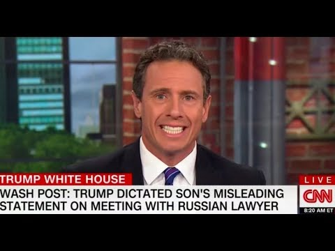 Sen. Ron Johnson Busts CNN's Chris Cuomo for Hiding Democrat Scandals