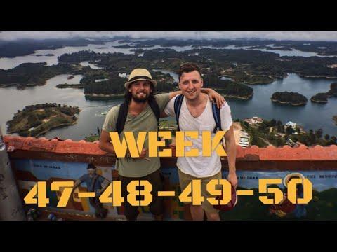 WEEK 47-48-49-50 - BEAUTIFUL COLOMBIA!