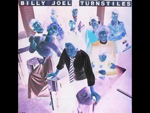 Billy Joel  Turnstiles Album   Alternate Quadraphonic Mix Release