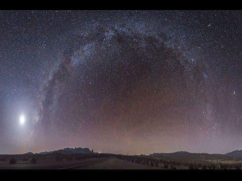 Espectáculo en el cielo, se alinean 5 planetas