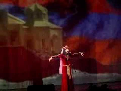 Раиса Арутюнян -Армения моя