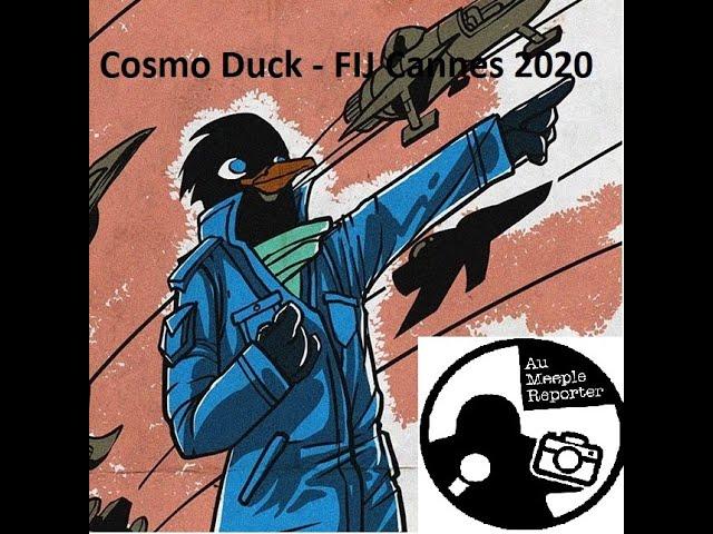 Cosmo Duck FIJ 2020