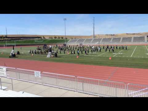 Horizon High School Marching Hawks Legend Marching Festival 2016