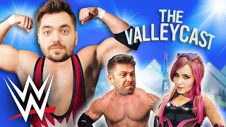 Elliott Goes to WRESTLEMANIA... survives | The Valleycast, Ep.65