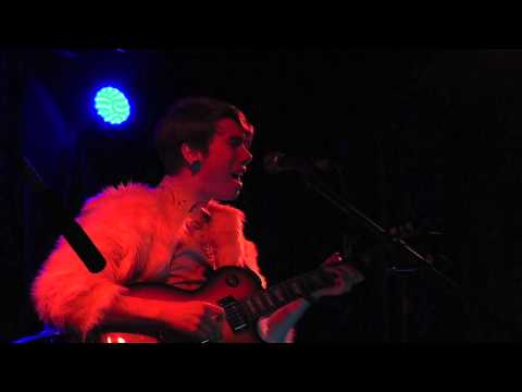 """FUTO - """"T.S. Eliot"""" live @ Caledonia Lounge 1/5"""