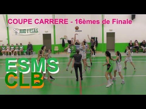 BASKET Coupe des Landes CLB vs ESMS