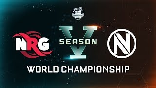 NRG ESPORTS vs. TEAM ENVY - World Championship