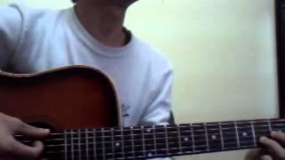 tình yêu lạ kì guitar