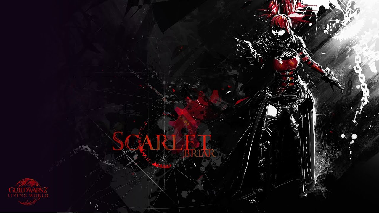 The Story Of Scarlet Briar Guild Wars 2 Lore
