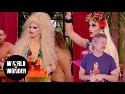 "Spoiler Alert! RuPaul's Drag Race S10 Ep9 Extra Lap Recap ""Breastworld"""