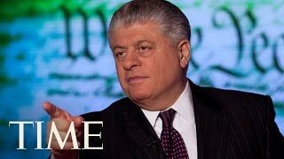 Andrew Napolitano Absent From Fox News After Wiretapping Claims | TIME