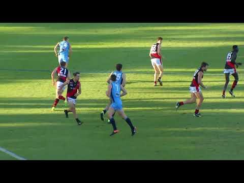 Sturts Pat Wilson 13 2017 Rd 5 Maccas League v West