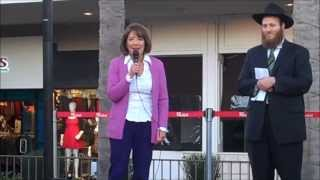 Chabad of East County, Chanukah Celebration, San Diego, 12-1-13, HD Version