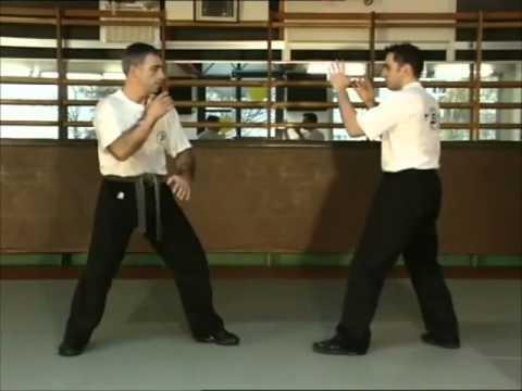 krav maga ceinture orange - YouTube 5119787db47