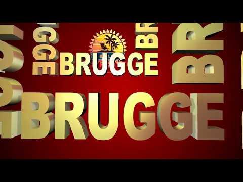 "The channels of Bruges  /Brugge/ ""Venice of the North"" Belgium Каналы Брюгге Северная Венеция"