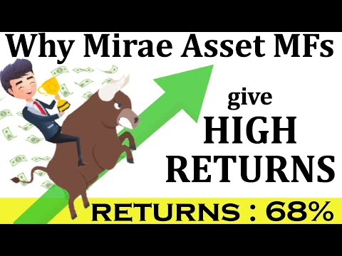 High Returns Mutual Funds  Why are Mirae Asset Mutual Fund's Equity Schemes Outperforming? Mirae AMC