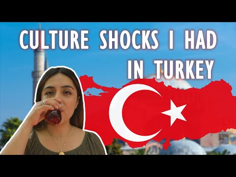 Culture Shocks in Turkey | Mexican expat living in Turkey