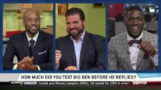 ESPN Highly Questionable - Antonio Brown  (2/17/14)