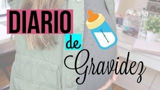 ESTOU MUITO ANSIOSA!|DIARIO DE GRAVIDEZ 27-30 SEMANAS