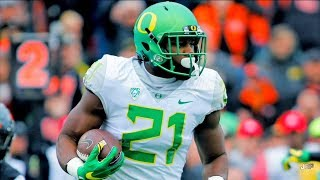 Oregon RB Royce Freeman 2016 Highlights ᴴᴰ