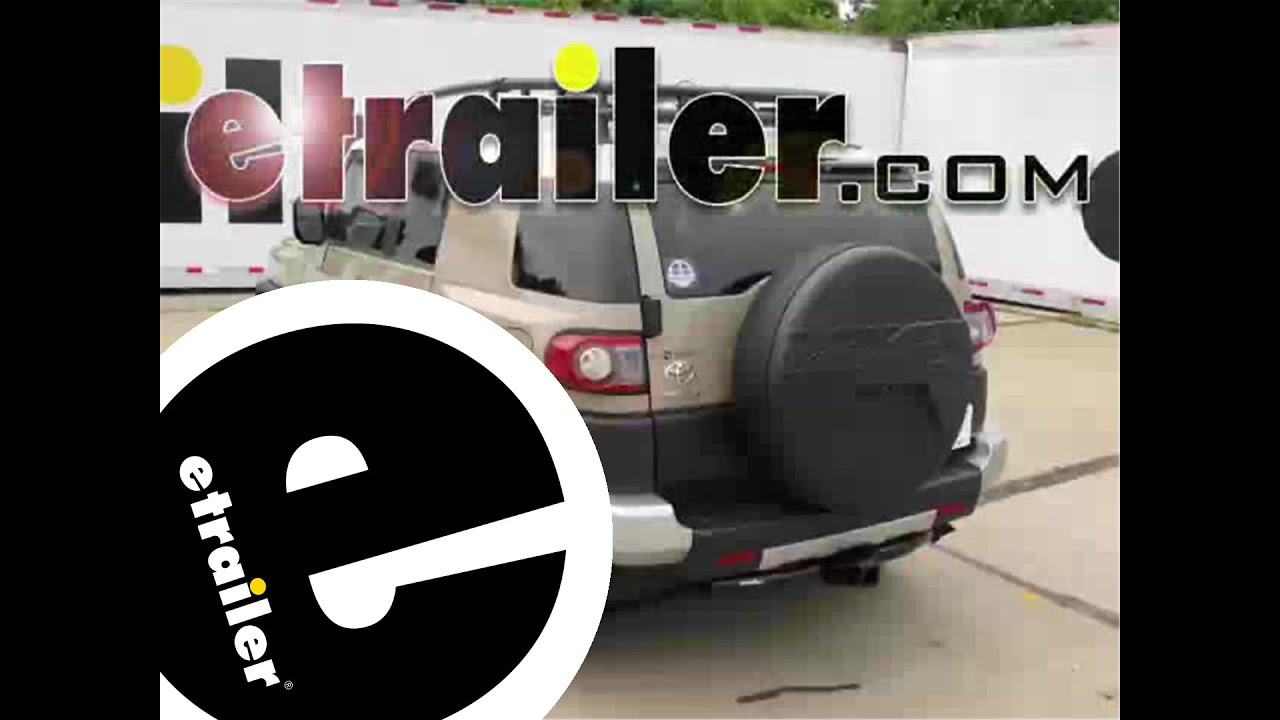 maxresdefault installation of a trailer hitch on a 2014 toyota fj cruiser  at reclaimingppi.co